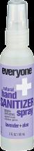 Hand Sanitizer Spray product image.