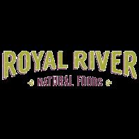 Royal River Natural Foods logo.