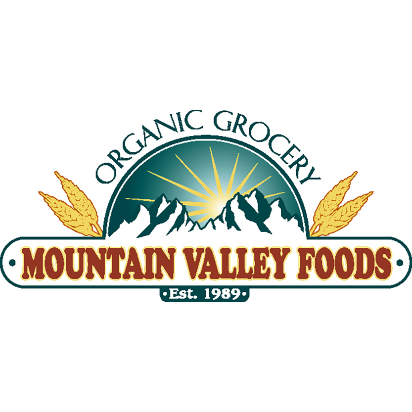 Mountain Valley Foods logo.