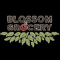 Blossom Grocery logo.