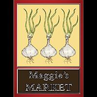 Maggie's Market logo.