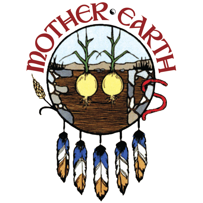 Mother Earth Foods logo.