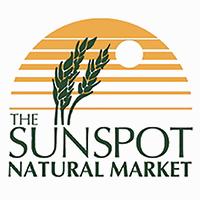 The Sunspot Natural Market logo.